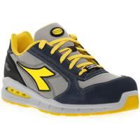 Obuća Muškarci  zaštitne cipele Diadora UTILITY RUN NET AIRBOX LOW Blu