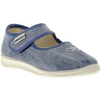 Obuća Djevojčica Balerinke i Mary Jane cipele Emanuela JEANS SANDALO Blu