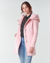 Odjeća Žene  Kaputi Moony Mood NANTE Ružičasta