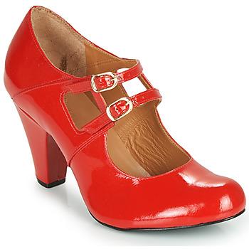 Obuća Žene  Salonke Cristofoli MASTIS Red / Lak