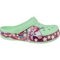 Obuća Djeca Japanke Crocs Fun Lab Unicorn Band Clog