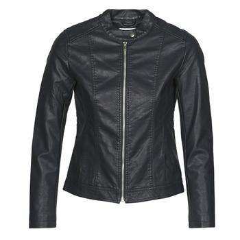 Odjeća Žene  Kožne i sintetičke jakne JDY JDYSTORMY Crna