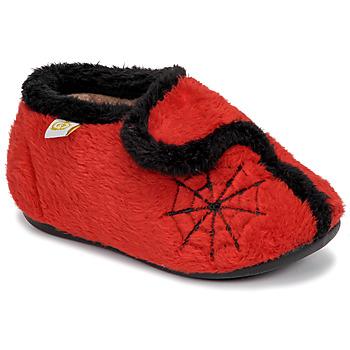 Obuća Djevojčica Papuče Citrouille et Compagnie NOLIROSSO Red
