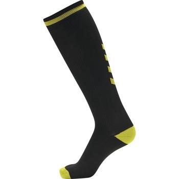 Modni dodaci Čarape Hummel Chaussettes  Elite Indoor High noir/orange