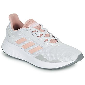 Obuća Niske tenisice adidas Performance DURAMO 9 Siva / Ružičasta