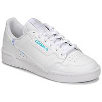 Obuća Djeca Niske tenisice adidas Originals CONTINENTAL 80 J Bijela