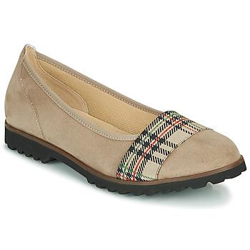Obuća Žene  Balerinke i Mary Jane cipele Gabor 5410642 Bež