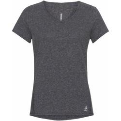 Odjeća Žene  Majice kratkih rukava Odlo T-shirt femme  Lou Linencool gris