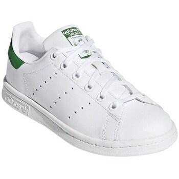 Obuća Niske tenisice adidas Originals Stan Smith Junior Bijela