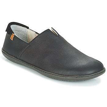 Obuća Slip-on cipele El Naturalista EL VIAJERO Crna