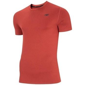 Odjeća Muškarci  Majice kratkih rukava 4F TSMF003 Red