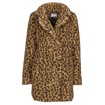 Odjeća Žene  Kaputi Noisy May NMGABI Smeđa