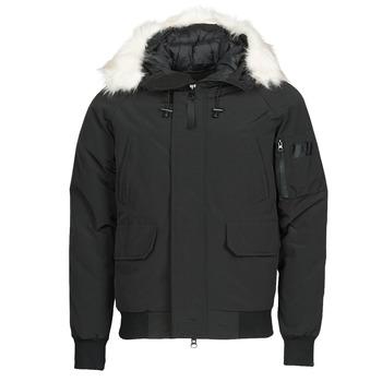 Odjeća Muškarci  Pernate jakne Casual Attitude NIFFO Crna