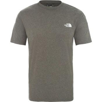 Odjeća Muškarci  Majice kratkih rukava The North Face Reaxion Amp Siva