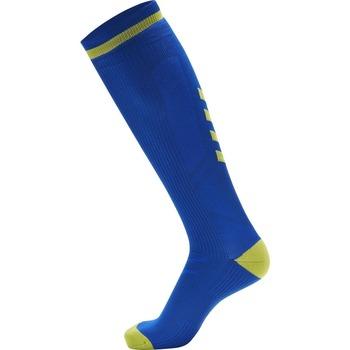Modni dodaci Muškarci  Sportske čarape Hummel Chaussettes  Elite Indoor High bleu foncé/jaune