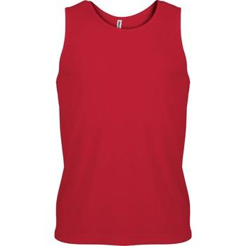Odjeća Muškarci  Majice s naramenicama i majice bez rukava Proact Débardeur  Sport rouge