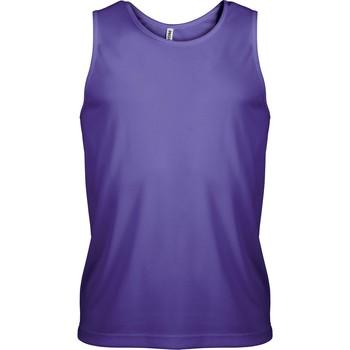 Odjeća Muškarci  Majice s naramenicama i majice bez rukava Proact Débardeur  Sport violet