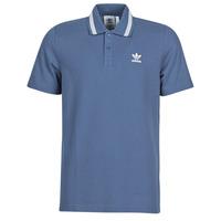 Odjeća Muškarci  Polo majice kratkih rukava adidas Originals PIQUE POLO Blue