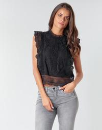 Odjeća Žene  Topovi i bluze Only ONLKARO Crna