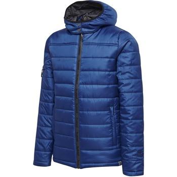 Odjeća Djeca Pernate jakne Hummel Parka enfant   North Quilted bleu foncé