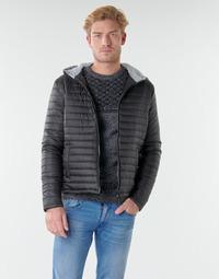 Odjeća Muškarci  Pernate jakne Yurban NEFFLE Crna