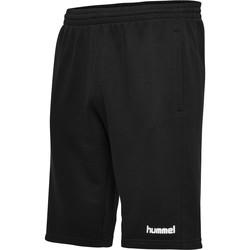 Odjeća Muškarci  Bermude i kratke hlače Hummel Short  hmlGO cotton noir
