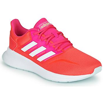 Obuća Žene  Running/Trail adidas Performance RUNFALCON Red / Ružičasta