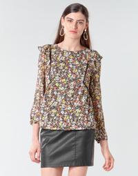Odjeća Žene  Topovi i bluze Betty London NELIA Crna / Multicolour