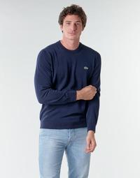 Odjeća Muškarci  Puloveri Lacoste AH1985 Blue