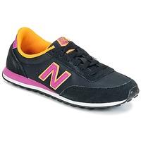 Obuća Žene  Niske tenisice New Balance WL410 Crna