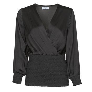 Odjeća Žene  Topovi i bluze Betty London NAUSSE Crna