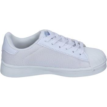 Obuća Dječak  Modne tenisice Beverly Hills Polo Club sneakers tessuto Bianco