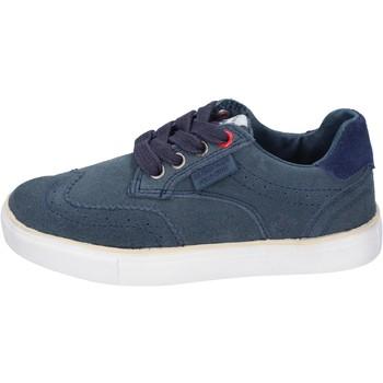 Obuća Dječak  Modne tenisice Beverly Hills Polo Club sneakers camoscio Blu