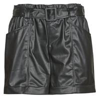 Odjeća Žene  Bermude i kratke hlače Liu Jo WF0104-E0392 Crna