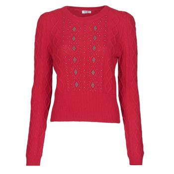 Odjeća Žene  Puloveri Liu Jo MF0156-MA88J Red