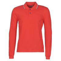Odjeća Muškarci  Polo majice dugih rukava Casual Attitude NILE Red
