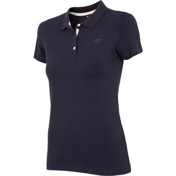 Odjeća Žene  Majice kratkih rukava 4F NOSH4 TSD008 Granat