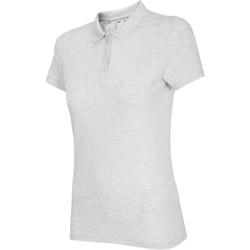 Odjeća Žene  Majice kratkih rukava 4F NOSH4 TSD007 Biały Melanż