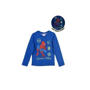 Odjeća Dječak  Majice dugih rukava TEAM HEROES SPIDERMAN Blue