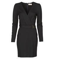 Odjeća Žene  Kratke haljine Moony Mood NAMITIE Crna