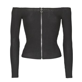 Odjeća Žene  Topovi i bluze Moony Mood NOAM Crna
