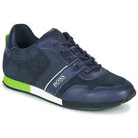 Obuća Dječak  Niske tenisice BOSS J29225 Blue