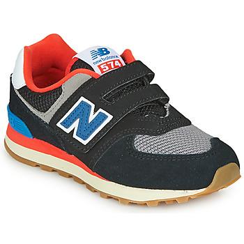 Obuća Djeca Niske tenisice New Balance YV574SOV Crna