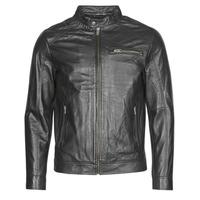 Odjeća Muškarci  Kožne i sintetičke jakne Selected SLHC01 Crna