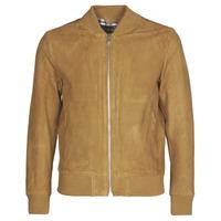 Odjeća Muškarci  Kožne i sintetičke jakne Selected SLHBROKE Smeđa
