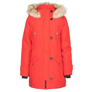 Odjeća Žene  Parke Vero Moda VMEXPEDITION Red