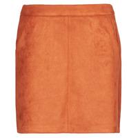Odjeća Žene  Suknje Vero Moda VMDONNADINA Narančasta
