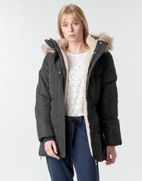 Odjeća Žene  Parke Vero Moda VMFINLEY Crna