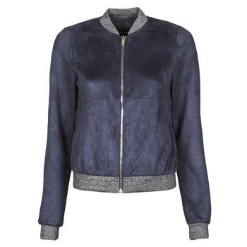 Odjeća Žene  Kožne i sintetičke jakne Vero Moda VMSUMMERELISA Blue
