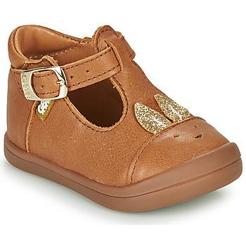 Obuća Djevojčica Balerinke i Mary Jane cipele GBB ANINA Boja konjaka
